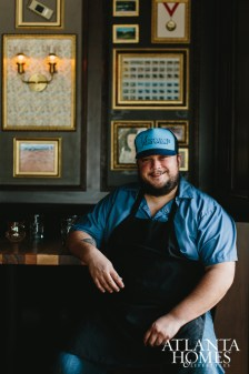 Nick Melvin takes a playful yet refined approach to classic comfort cuisine at the freshly debuted music venue-meets-restaurant concept, Venkman's.