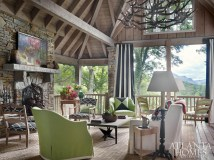 C. Weaks Interiors // Covered Porch