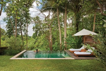Virtuoso properties represent the ultimate in luxury, all over the world—here is a sampling... COMO Hotels Uma Pool Villa, Ubud Bali, Indonesia.