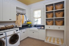Residential – Showhouse Silver: Showhouse Laundry Room, Harrison Design, Karen Ferguson, ASID, Betsy McBride, Allied ASID