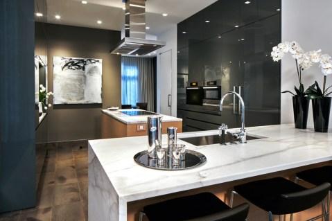 Residential – Kitchen Gold: Contemporary Zen Kitchen, Studio A2 LLC, Shawn C. Alshut, ASID, RA