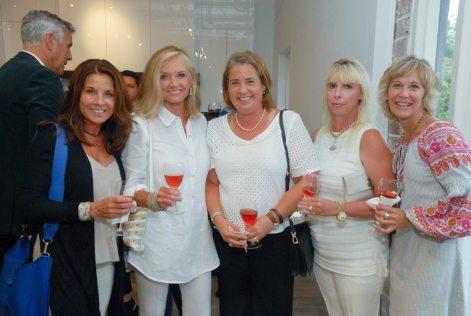 Debbie Brown, Gina Christman, Miriam Wagner Griffin, Cynthia Porche, Tracie Morris