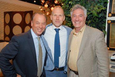 David Covell, Stephen Mathews, Brad Hanner