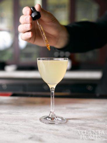 The Morte Ballo cocktail.
