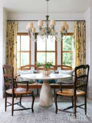 Maria McLaurin McLaurin Interiors / Kitchen and Dining Room