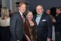 Stan Dixon, Joane Askins, Norman Askins.