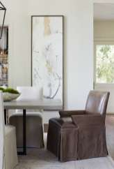 Product – Residential – Silver: The Capital Chair, Harrison Design, Karen Ferguson, ASID, and Laura Hermes, Associate ASID