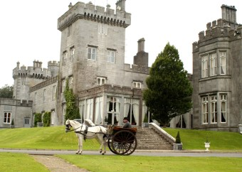 Historic Dromoland Castle has been welcoming guests since the 16th century and recently completed a €20 million restoration.