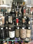 Port wines aged to perfection.