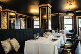 The historic Bridgeman's, where wet- and dry-aged beef reigns today.