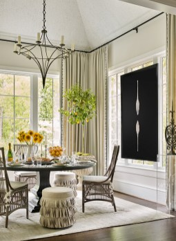 "RENOVATION–Show House BRONZE ""Breakfast Room 