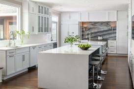 "RENOVATION–Kitchen GOLD ""Take Down That Wall"" ■ Pineapple House Interior Design, Inc. Amber Gizzi, ASID; Stephen Pararo, ASID; Cynthia Pararo"
