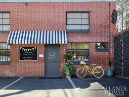 The brick-and-mortar location was originally the office space of Hopkins and Company's commissary kitchen before being remodeled into The Buttery ATL's storefront.