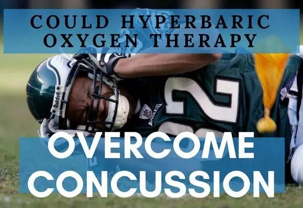 overcome Concussion Effects