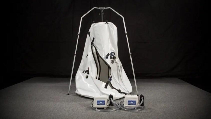 "40"" Dive Vertical Mild Hyperbaric Chamber"