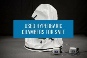Used Hyperbaric Oxygen Chambers for Sale