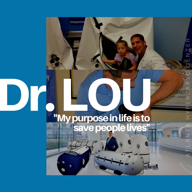 Doctor Louis Hilliard (Dr. Lou)