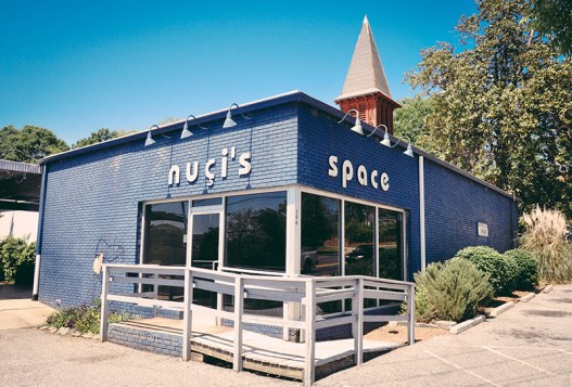 Nuçi's Space offers a fun, welcoming environment