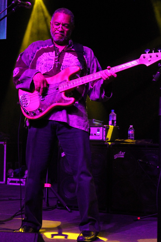 Foundations Of Funk (George Porter Jr) - Photo by Chris Horton
