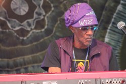 Galactic (Bernie Worrell)- Photo by Chris Horton