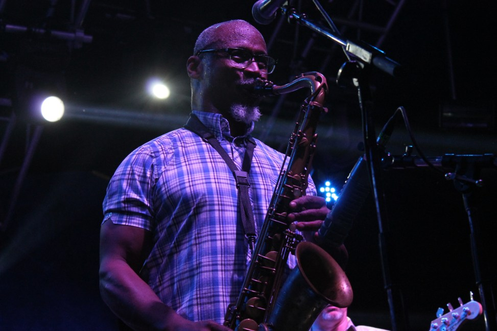Karl Denson's Tiny Universe - Photo by Chris Horton