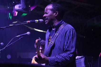 Funk Jam - Tony Hall (Dumpstaphunk) - Photo by Chris Horton