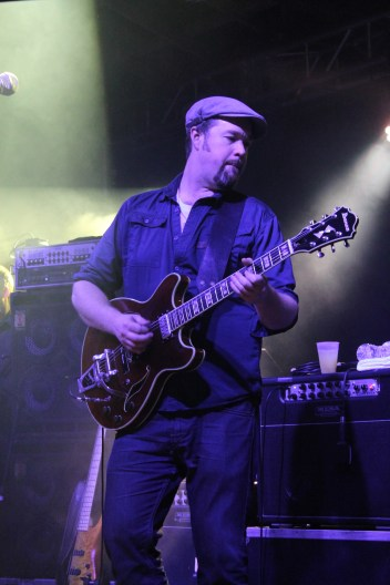 Funk Jam -Eric Krasno (Lettuce) - Photo by Chris Horton