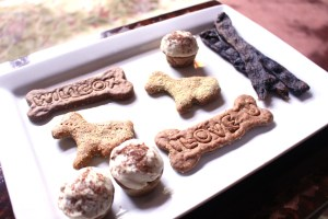 The Wilcox offers cute, homemade treats for your pup.