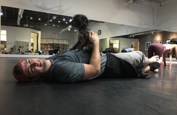 Dogs get into the act at Dance 101 studios in Brookhaven and Alpharetta.