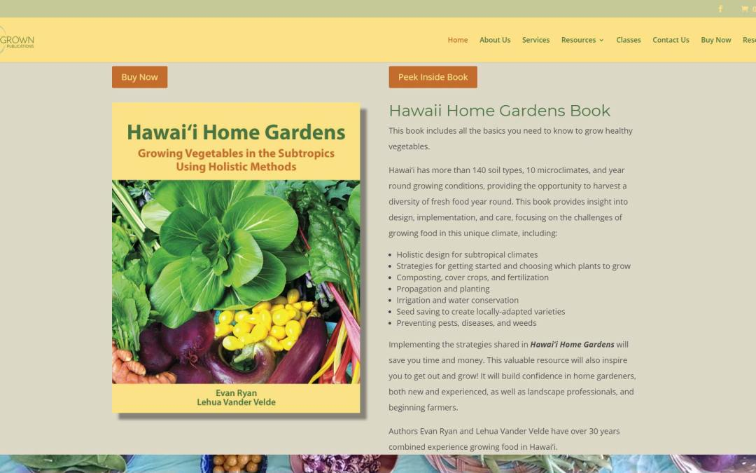 Hawaii Home Gardens