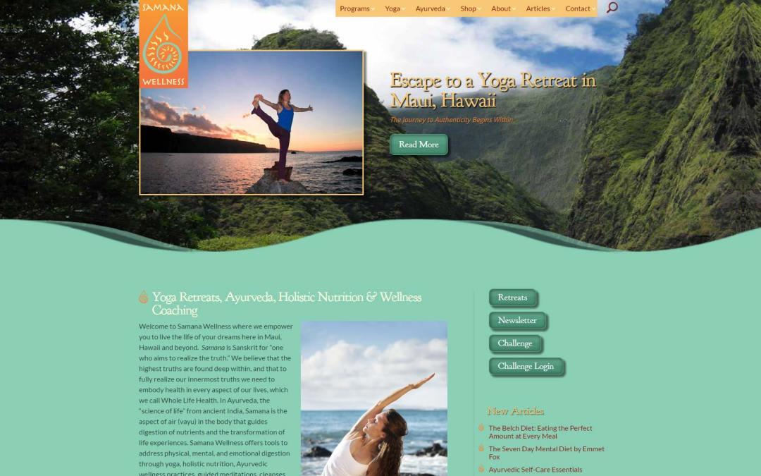 Hawaii Yoga Retreats
