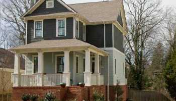 The Wonderful Home Styles Around Lake Claire Atlanta GA