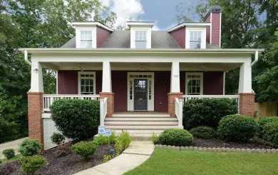 Craftsman Style Homes In The Neighborhood Of Village Walk Of East Atlanta