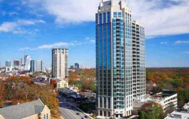 Luxury Townhomes & Condo Living In Atlanta-Got A Million+?