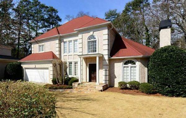 Chastain Park Home In Atlanta Georgia