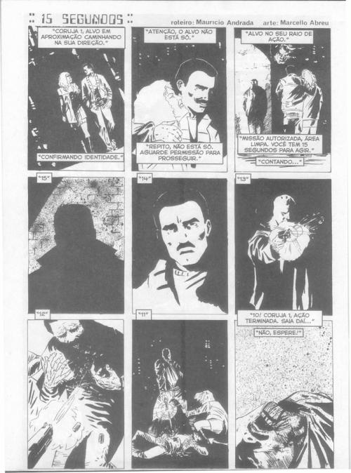 """Página 1 de """"15 Segundos"""""""