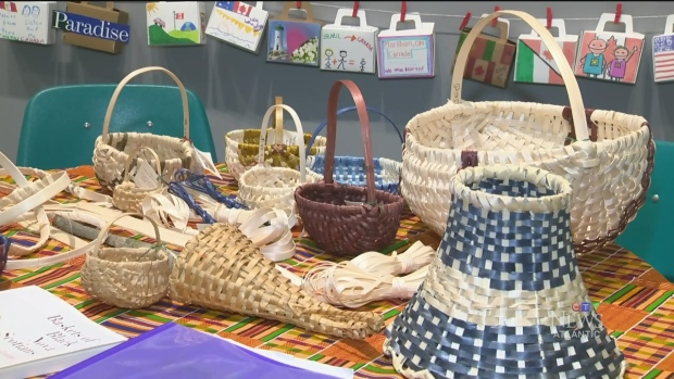 Download African Traditional Basket - image  Pictures_908580.jpg