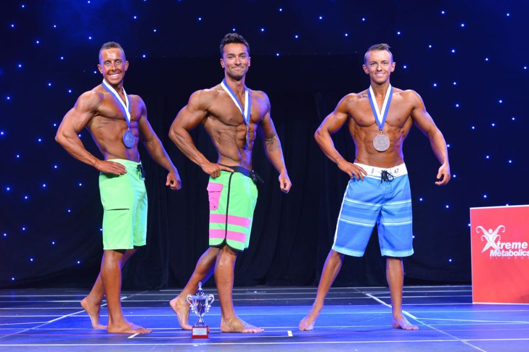 2015 Atlantic Classic Men's Physique