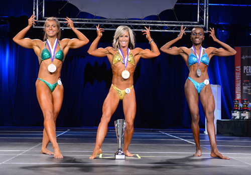 2014 Physique Photos