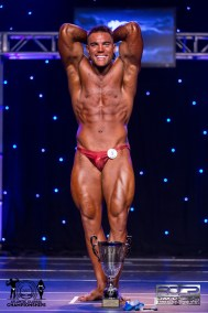 1-Philippe Sirois Jr Mens Bodybuilding Winner
