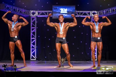 H-Mens Classic Physique A Top 3