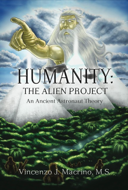 Alien Humanity Project This Friday 7 12 13 Vincenzo