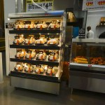 Multi-Level Hot Grab & Go Merchandiser with Flat Front Profile - Atlantic Food Bars - WRT-N-F 2