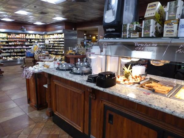 Estate Narrow Island Hot Food Bar - Soup End - Multi-Deck Packaged Hot Food End - Atlantic Food Bars - IHFBN12240 SW4035 WRGCL4134-AS 1