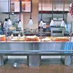 Full Service Hot Bistro Merchandiser on Pedestal Base - Atlantic Food Bars - IPS14436-P 4