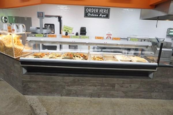 Full Service Hot Food Bar - Atlantic Food Bars - SHFB12040 3
