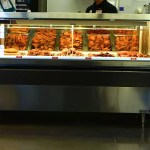 In-Line Full Service Hot Meal Merchandiser - Atlantic Food Bars - SHFB7240 3