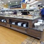 Island Hot Food Bar with Induction Hot Wells - Atlantic Food Bars - IHFB12666-IHW 2