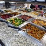 Island Hot Food Bar with Induction Hot Wells - Atlantic Food Bars - IHFB12666-IHW 3