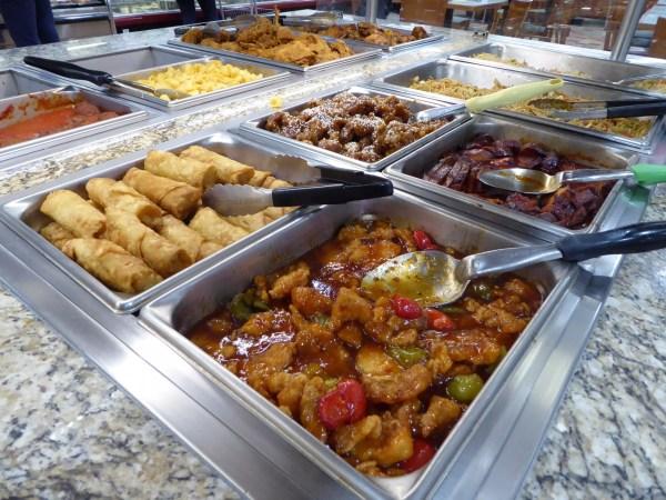 Island Hot Food Bar with Induction Hot Wells - Atlantic Food Bars - IHFB12666-IHW 4